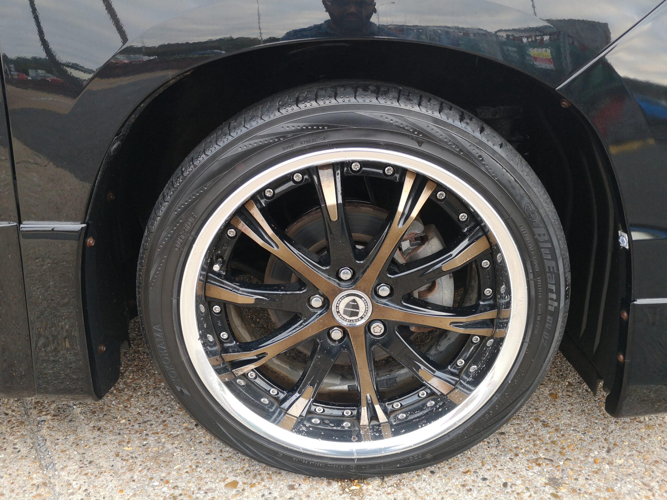 TOYOTA ALPHARD 3.5 V6 PETROL 2008(08),TOP SPECS,RECLINER SEATS